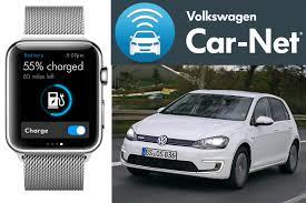Apple Watch Und Bmw Das Auto Am Handgelenk Bilder Autobildde