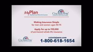 colonial penn life insurance rates by age raipurnews