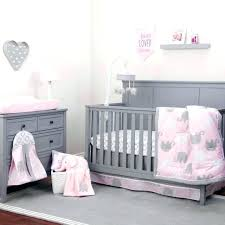 baby girl bedding sets pink inspirational upscale embroidery baby bedding set cotton pink blue baby elephant