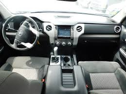 2014 Used Toyota Tundra Double Cab 5.7L FFV V8 6-Spd AT SR5 (Natl ...
