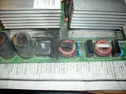 steves fix it shop parallax 7345 rv power converter smps i looked it over good it seems a mov metal oxide varistor is missing vaporized in fact but that wouldn t prevent it from working it just shorts the