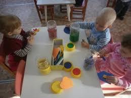 Сенсорное развитие детей младшего дошкольного возраста