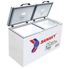 Tủ đông Sanaky Inverter VH4099A4KD (Dung tích 320 lít, 1 ngăn 2 cánh) – Mua  Sắm Điện Máy - Hệ Thống Bán Lẻ Hàng Điện Máy Chính Hãng