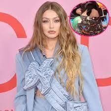Bauchfrei: Gigi Hadid präsentiert ihren ...