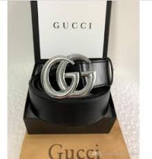 Gucci Mens Belt Size Chart Fashion Leather Belt Good Quality Gucci Mens Men Or Womens Women Belt Women For Men Big Gold Buckle 105 120cm 26 With Box Bridal Belts Belt Size