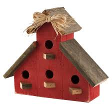 Birdhouse Reclaimed Wood Birdhouse Barn Foothills Wood Factory Made In