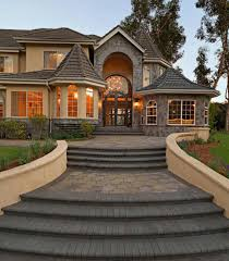 Pin by Autumn Fenner on Home... | Dream home design, House designs  exterior, Dream mansion