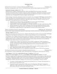 ... Senior Storage Engineer Sample Resume 16 ...