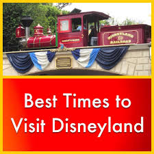 Best Time To Go To Disneyland Build A Better Mouse Trip