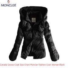 Canada Goose Coat Size Chart Moncler Fashion Coat Women