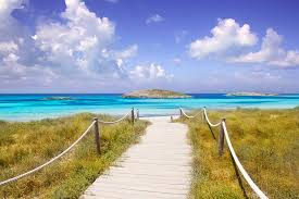 arguably one of the most beautiful beaches in the terranean sea the spanish playa de ses illetes on the pretty balearic island of formentera has all