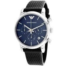 armani men s watches shop the best deals for 2017 armani men s ar1736 classic chornograph watch