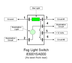 all years the accessory switch th subaru forester owners forum wiring diagram of the fog light switch used in 2003 and probably other years of that era would be helpful to anybody planning on using one in a mod