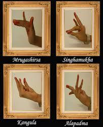 Odissi Hasta Mudra Hands Gesture For Classical Dance