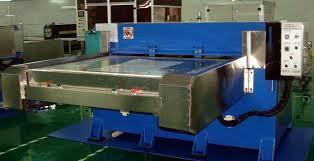low motor power hydraulic leather cutting machine er cutting machine