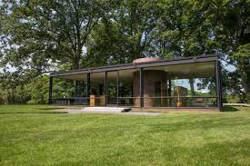an inside look at phillip johnson s glass house in new canaan connecticut you