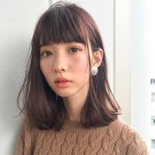 2018年は暗髪が合言葉透明感が手に入るヘアカラーを調査 Arine