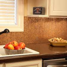 penny tile kitchen backsplash kitchen room marvelous hammered