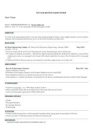 What Is A Resume Title Examples It Resumes And Titles Resume Title