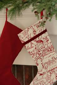 Handmade Christmas Stockings 13 Best Julestrmpe Images On Pinterest Christmas Decorations