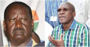 Image result for raila khalwale