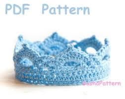Crochet Crown Pattern Magnificent Crochet Crown Pattern Princess Crown Princess Tiara