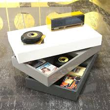 glamorous multifunctional coffee table tables primst multifunction refrigerator wooden furniture