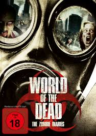 World of the Dead, The Zombie Diaries 2, 2011, gas mask