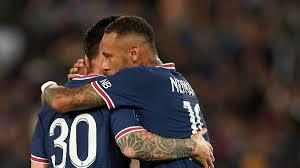 Authority blow: Neymar Jr, ahead of Leo Messi for penalties