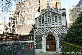 four weddings and a funeral location st bartholomew the great smithfield london ec1