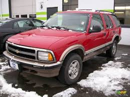 1997 Chevrolet Blazer Specs and Photos | StrongAuto