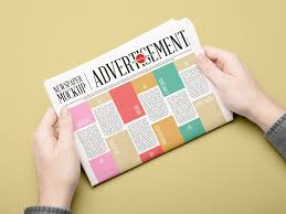 Free Newspaper Template Psd Free Newspaper Mockup Psd By Free Mockup Zone Dribbble Dribbble