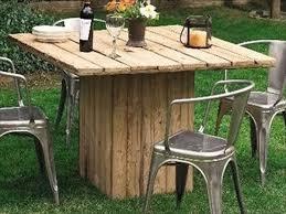 diy pallet patio bar. DIY Recycled Pallet Bar Table Ideas   Diy Patio