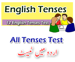 All English Tenses With Exercise In Urdu