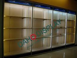 display shelf display case glass shelf brackets