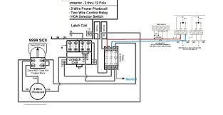 lighting contactor wiring diagram 3 pole contactor wiring diagram at Contactor Wiring Diagram