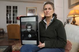 justice for the crime of her son alex