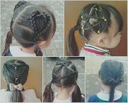 幼稚園の女の子の髪型アレンジ編み込み編フォトリマガジン