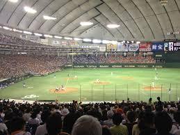 International Baseball Games And Ballparks