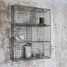 wall shelves uk x: pigeon hole vintage industrial style wall cage http wwwbubbledrum