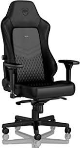 noblechairs Hero Gaming <b>Chair</b> - Office <b>Chair</b> - <b>Real Leather</b>