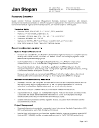 Best Ideas Of What Is A Functional Summary In A Resume Examples Easy
