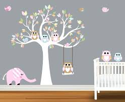 babies wall art elephant wall art for baby nursery decor with owl and gray wall paint on elephant nursery wall art uk with babies wall art elephant wall art for baby nursery decor with owl