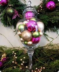 Apothecary Jars Christmas Decorations Christmas Source 72
