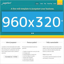 Free Website Templates Html Unique Jumpstart Template Free Website Templates In Css Js Format