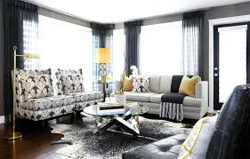 houzz grey and yellow living room ayathebook com