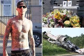 Inside Travis Barker's plane crash that ...