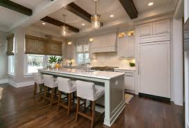 wood beams ceiling and soffit traditionalkitchen faux wood soffit a71 wood