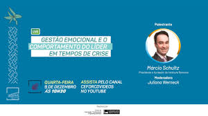 Gestão emocional e o comportamento do líder em tempos de crise - YouTube
