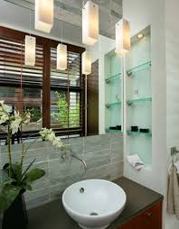 amazing glass shelf bathroom sleek functional and versatile shelving design for stylish home wall idea accessory